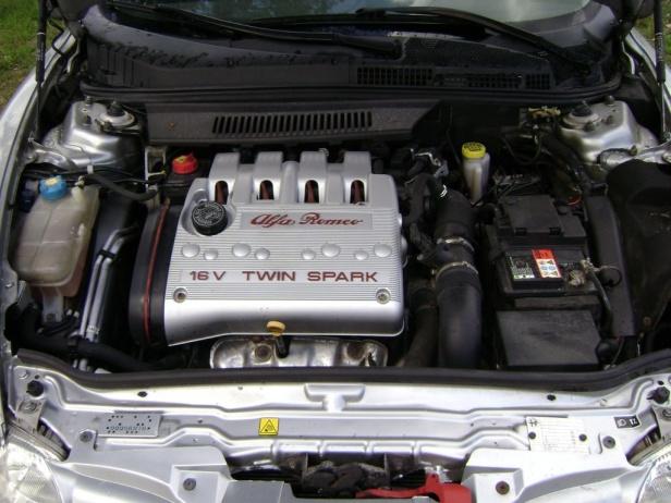 Silnik Twin Spark