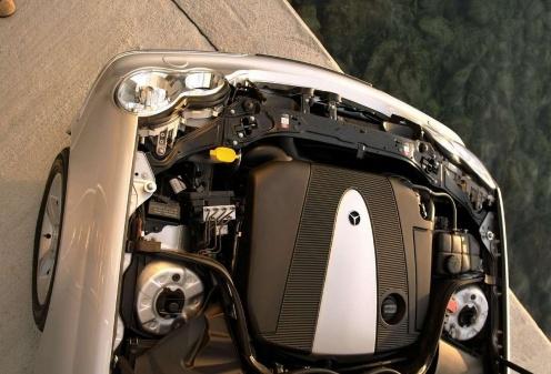 Mercedes-Benz Klasy C Silnik