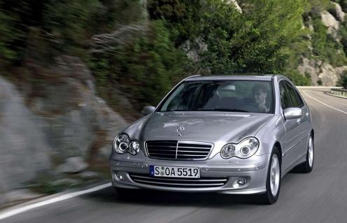 Mercedes-Benz Klasy C W203