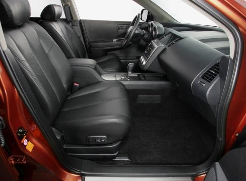 Nissan Murano Wnętrze