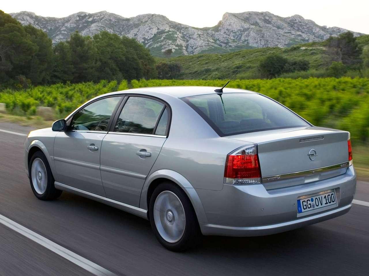 Opel Vectra C [z drugiej r?ki]