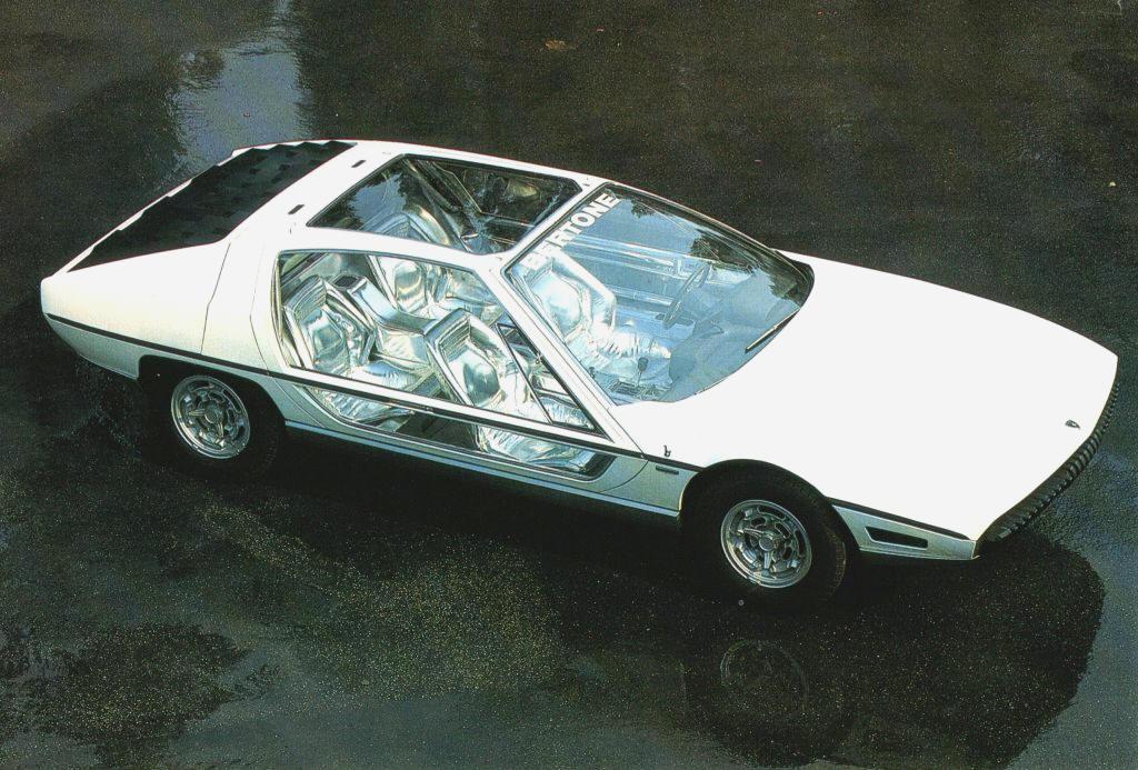 1967 Lamborghini Marzal [zapomniane koncepty] « AUTOKULT.pl