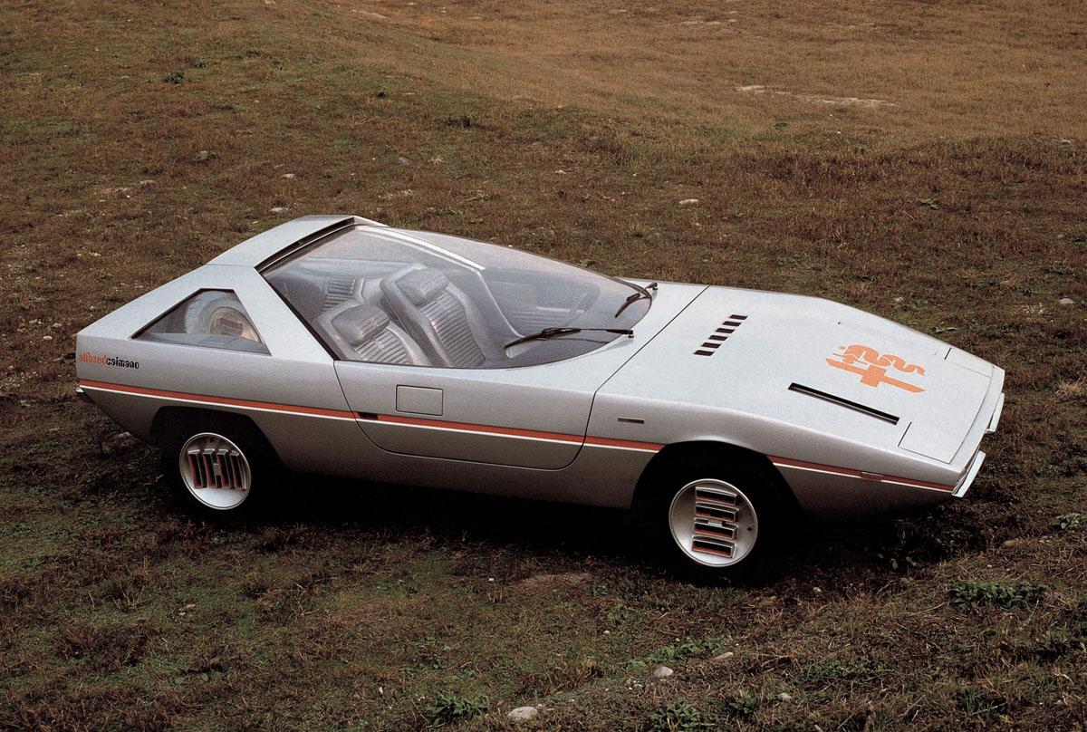 1971 Alfa Romeo Alfasud Caimano