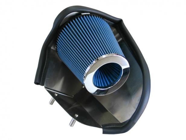 Stożkowy filtr powietrza zizolacją