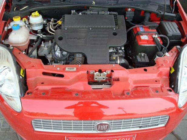 Fiat Grande Punto Silnik Multijet