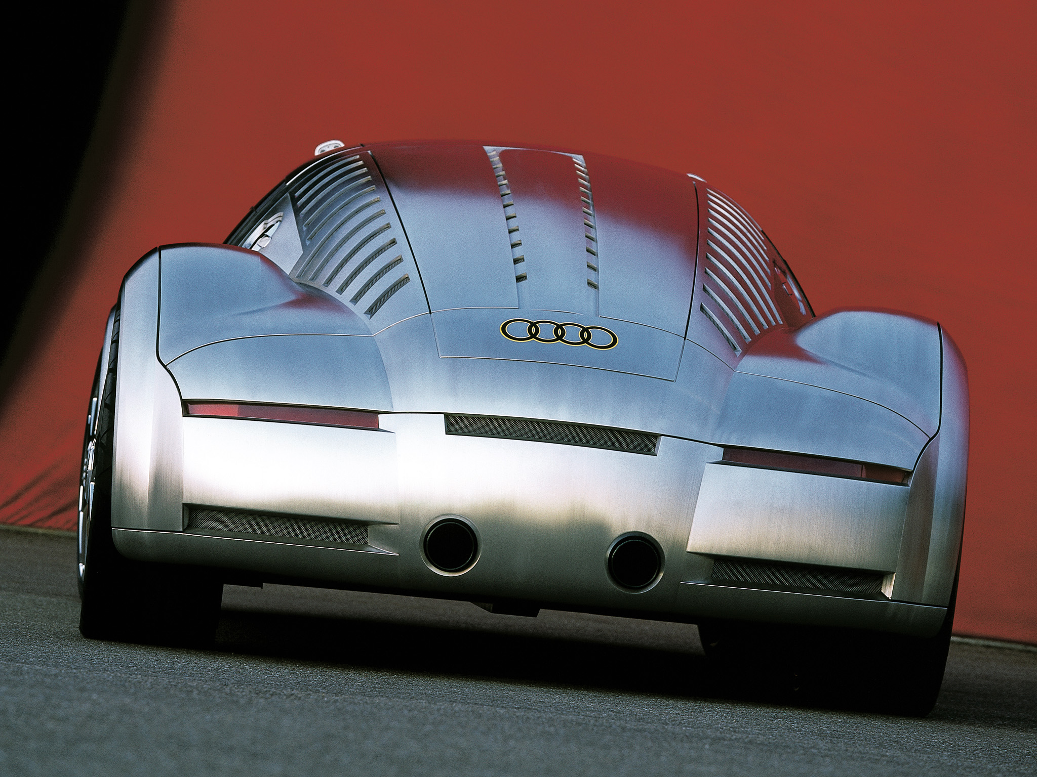#2 Audi Rosemeyer Concept
