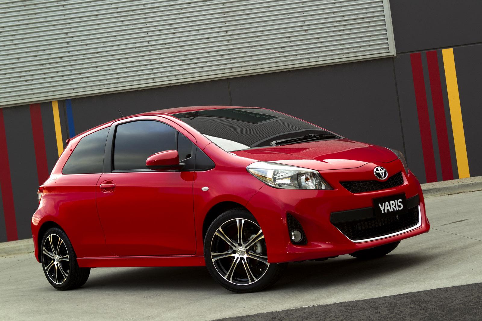 nową odsłonę popularnego auta miejskiego – modelu Yaris