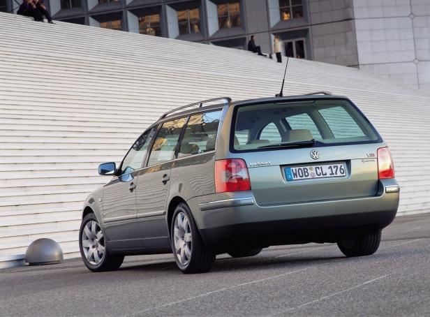 Volkswagen Passat Variant B5 FL