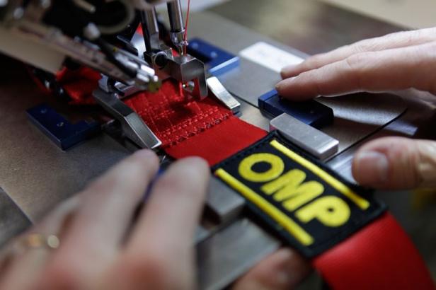 Produkcja pasów bezpieczeństwa OMP