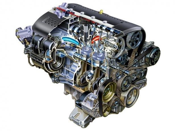 Alfa Romeo Silnik JTS