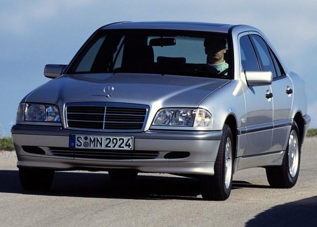 Mercedes klasy C W202