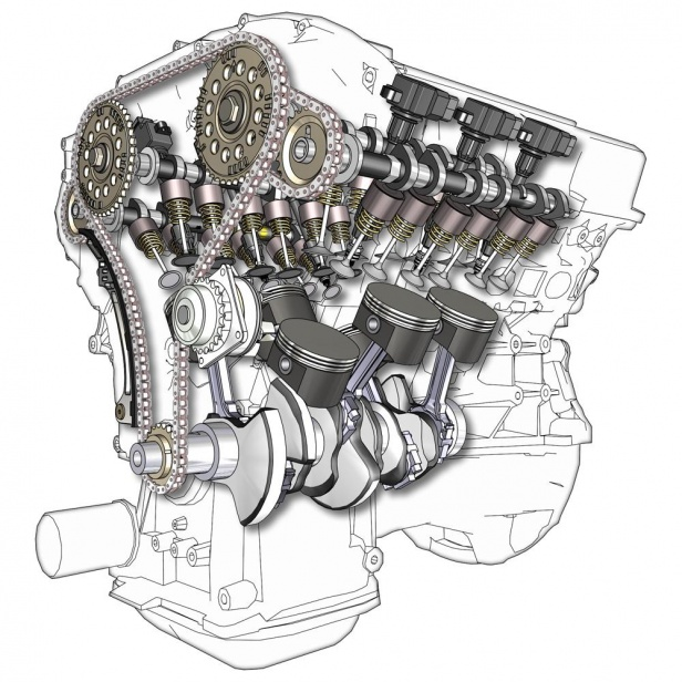 Silniki zwadami konstrukcyjnymi