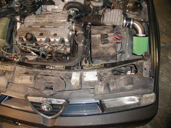 Silnik 2.5 TD VM