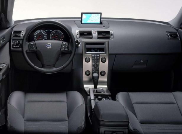 Volvo S40 Wętrze