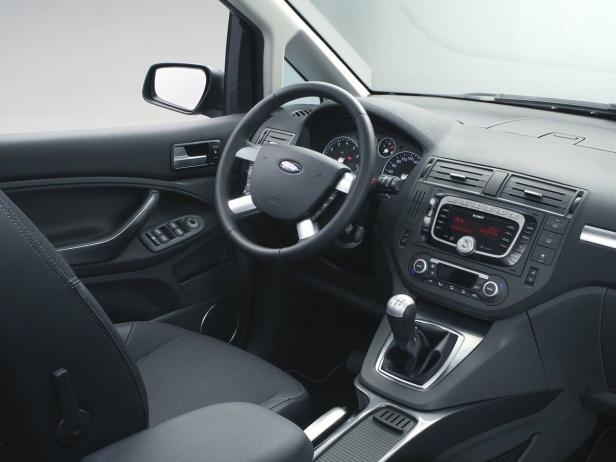 Ford Focus C-MAX Wnętrze