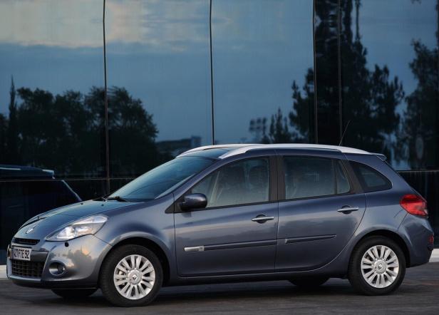 Renault Clio Combi III