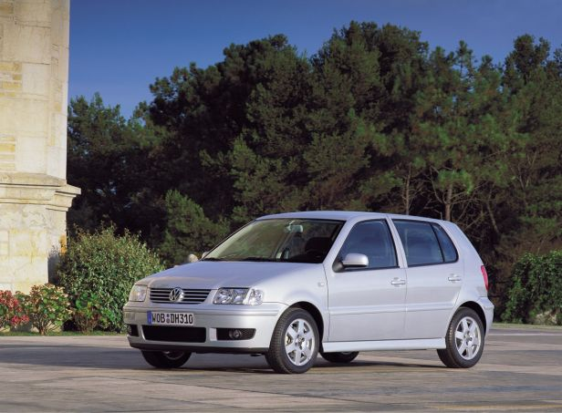 Volkswagen Polo III po faceliftingu