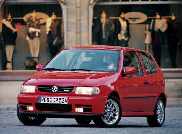 Volkswagen Polo III GTI