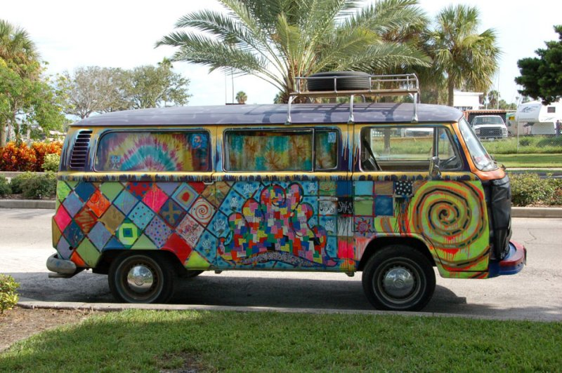 Поиск по слову Hippy Van.