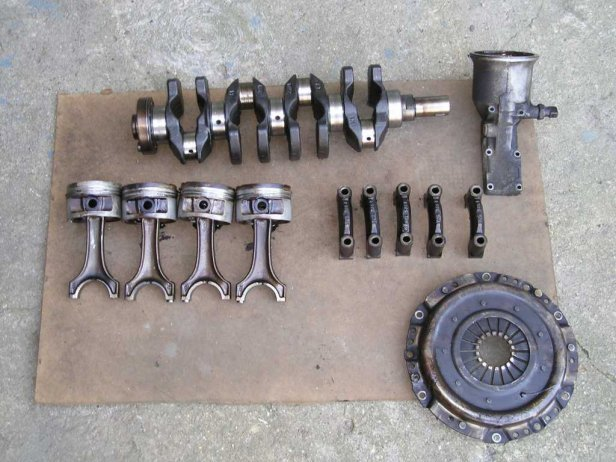 Remont silnika