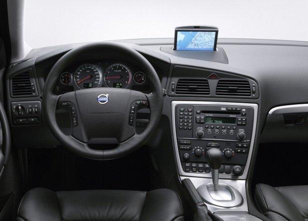 Volvo V70 Wnętrze
