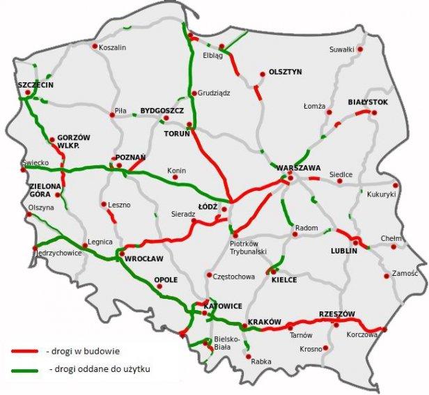 Autostrady iDrogi Ekspresowe