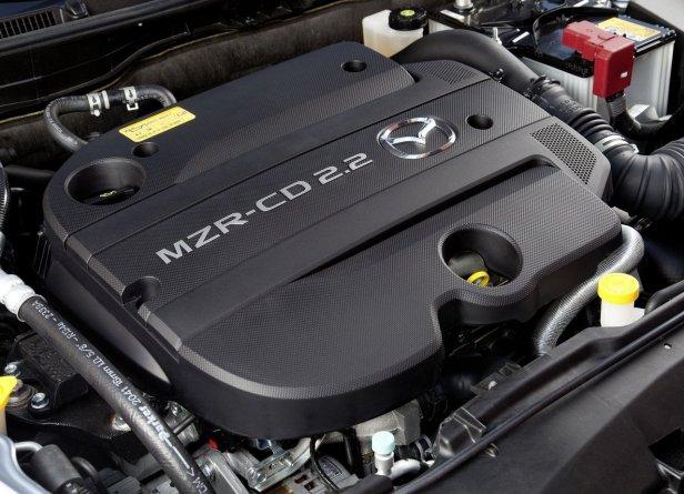 Mazda 6 Silnik 2.2 MZR-CD