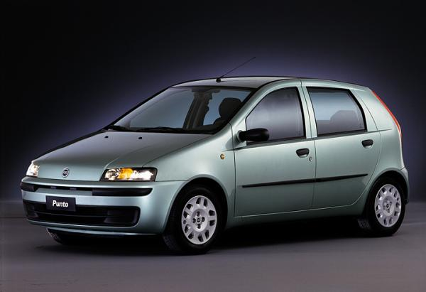 Fiat Punto II