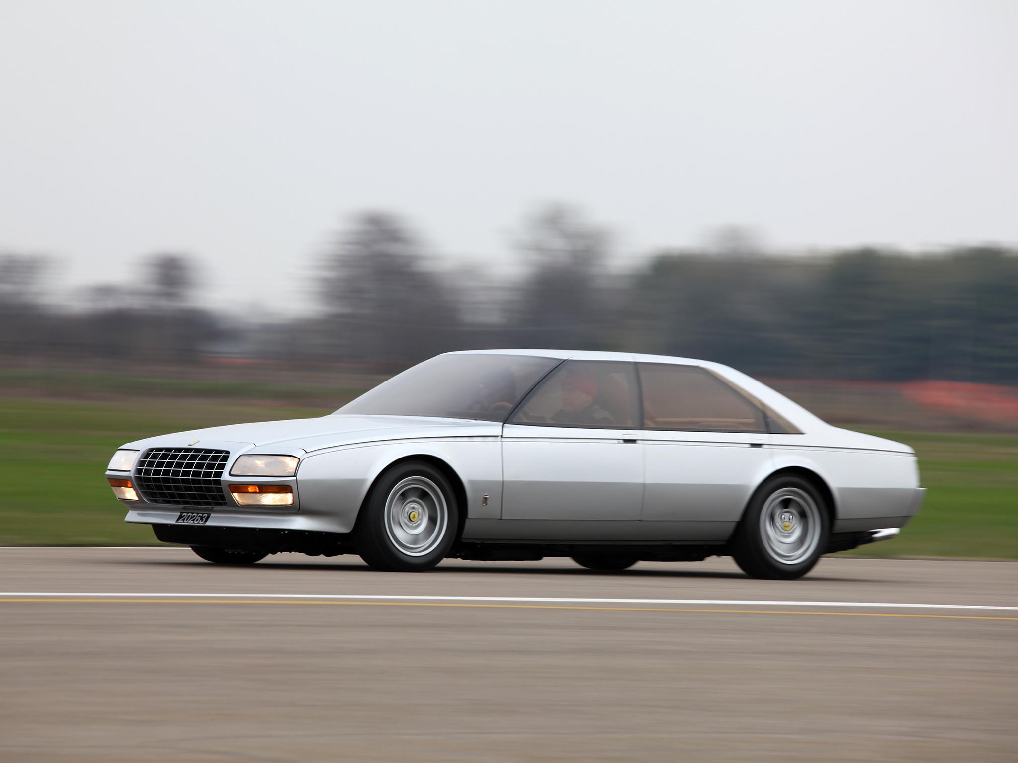 1980 Ferrari Pinin [zapomniane koncepty] « AUTOKULT.pl