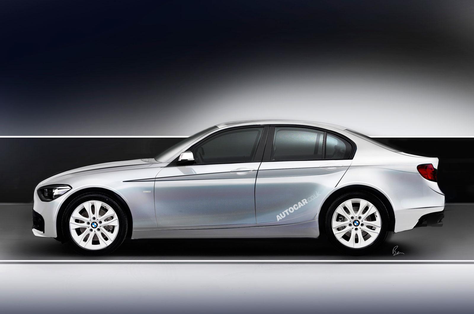 2015 BMW 1 Series Sedan
