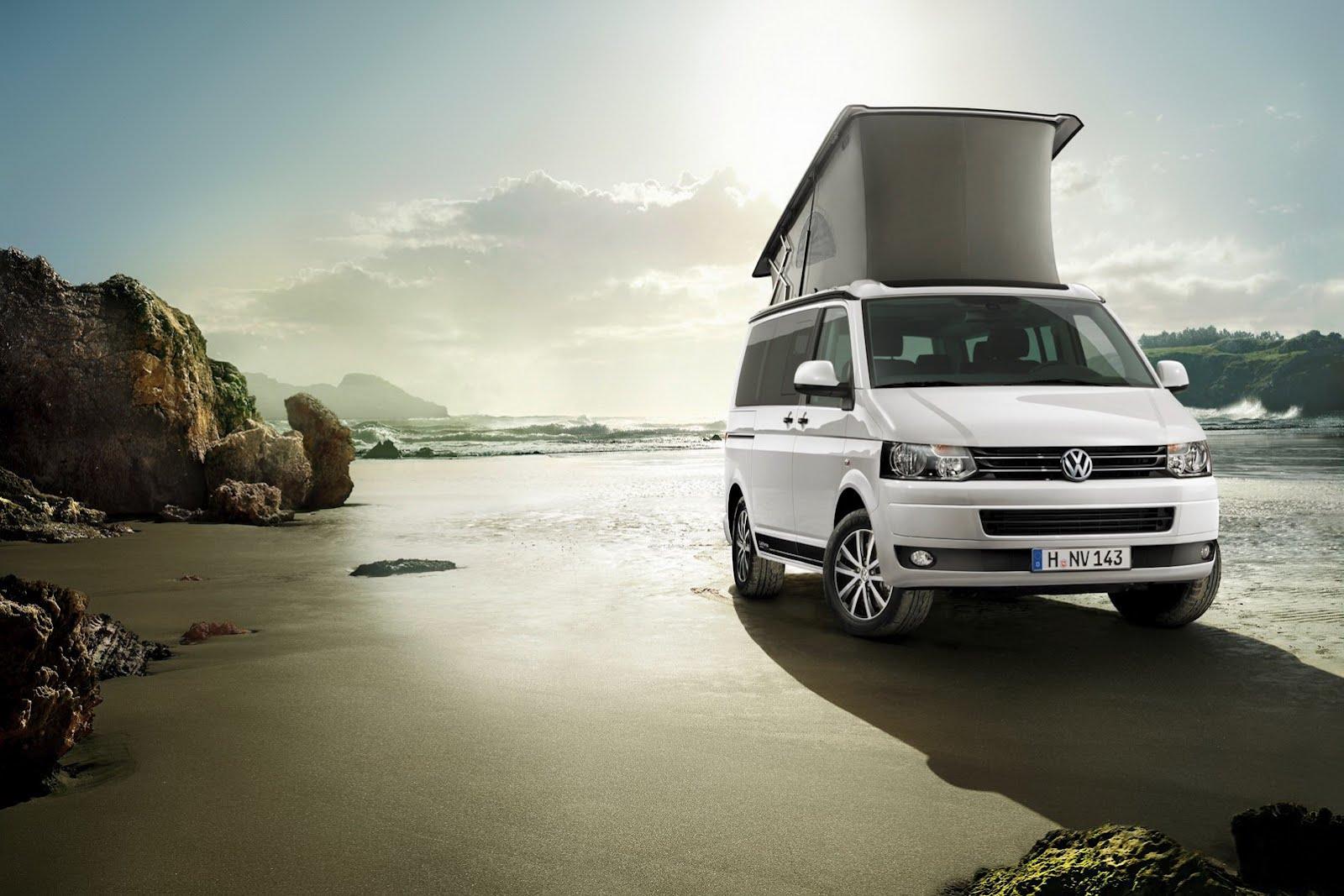 VW T5 California'