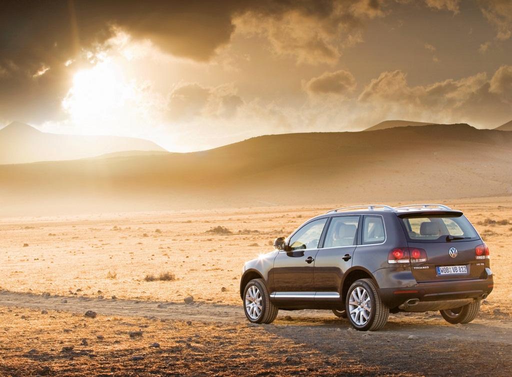 Фото экстерьера Volkswagen Touareg…