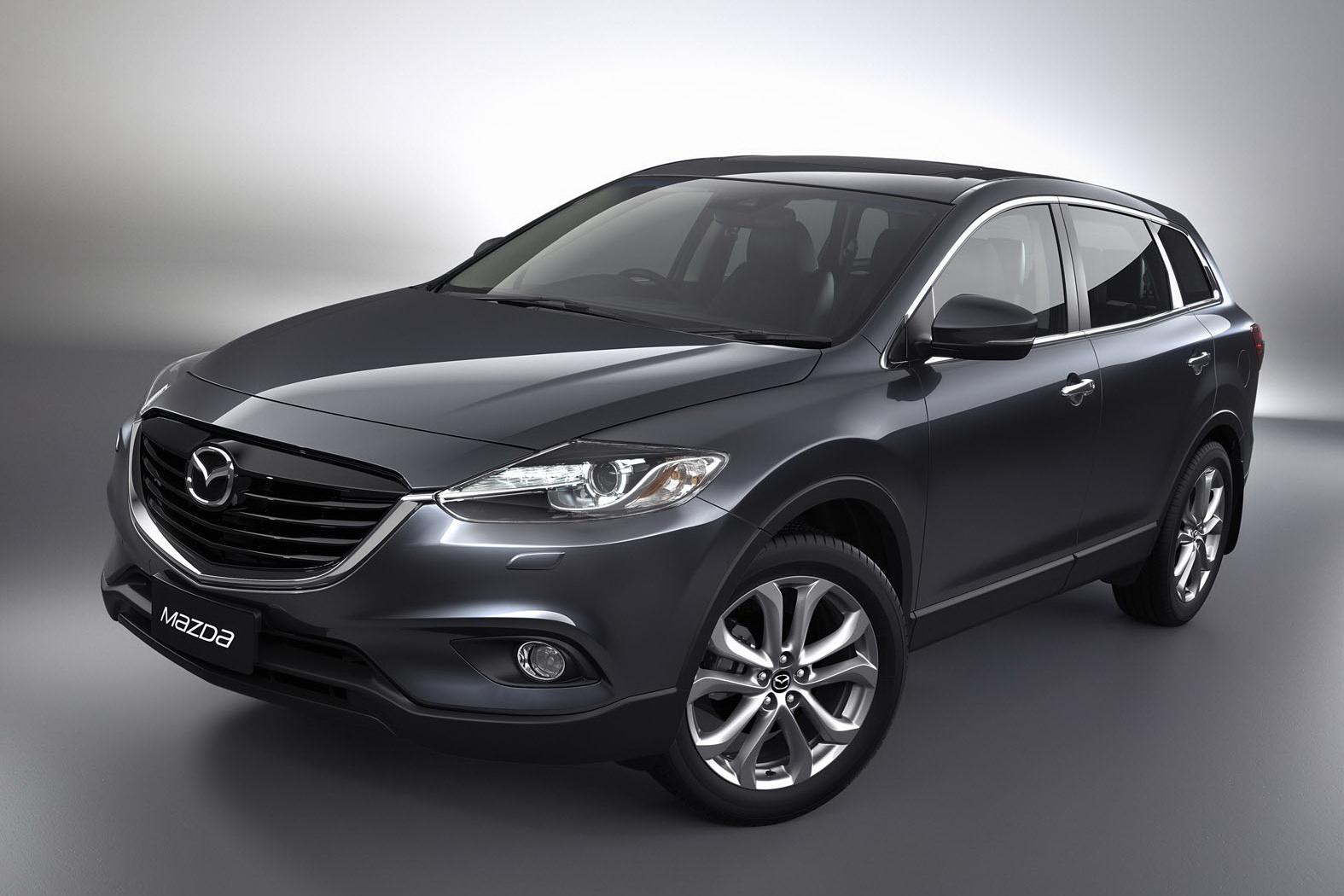Mazda CX-9 po facelifingu debiutuje na Australian Motor Show