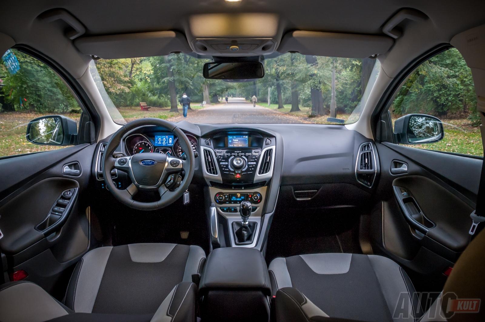 Комплектация Trend / Ford Focus 3 — FFClub