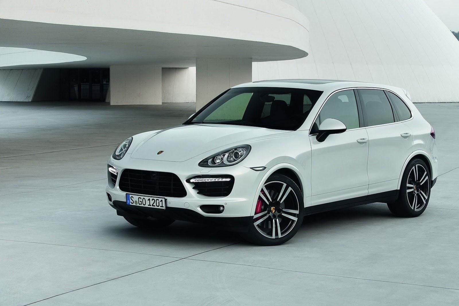 550 Km W Suv Ie Porsche Cayenne Turbo S Oficjalnie Ujawnione Wideo 171 Autokult Pl
