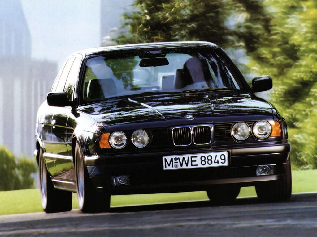 Покупаем BMW 5 серии Е34.