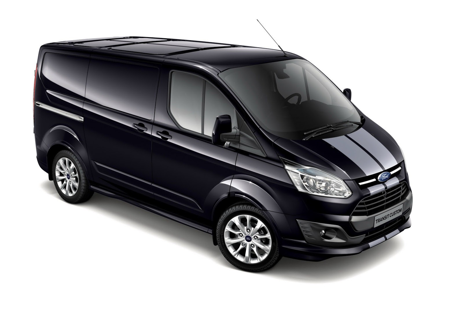 dostawczak z pazurem nowy ford transit custom sport. Black Bedroom Furniture Sets. Home Design Ideas