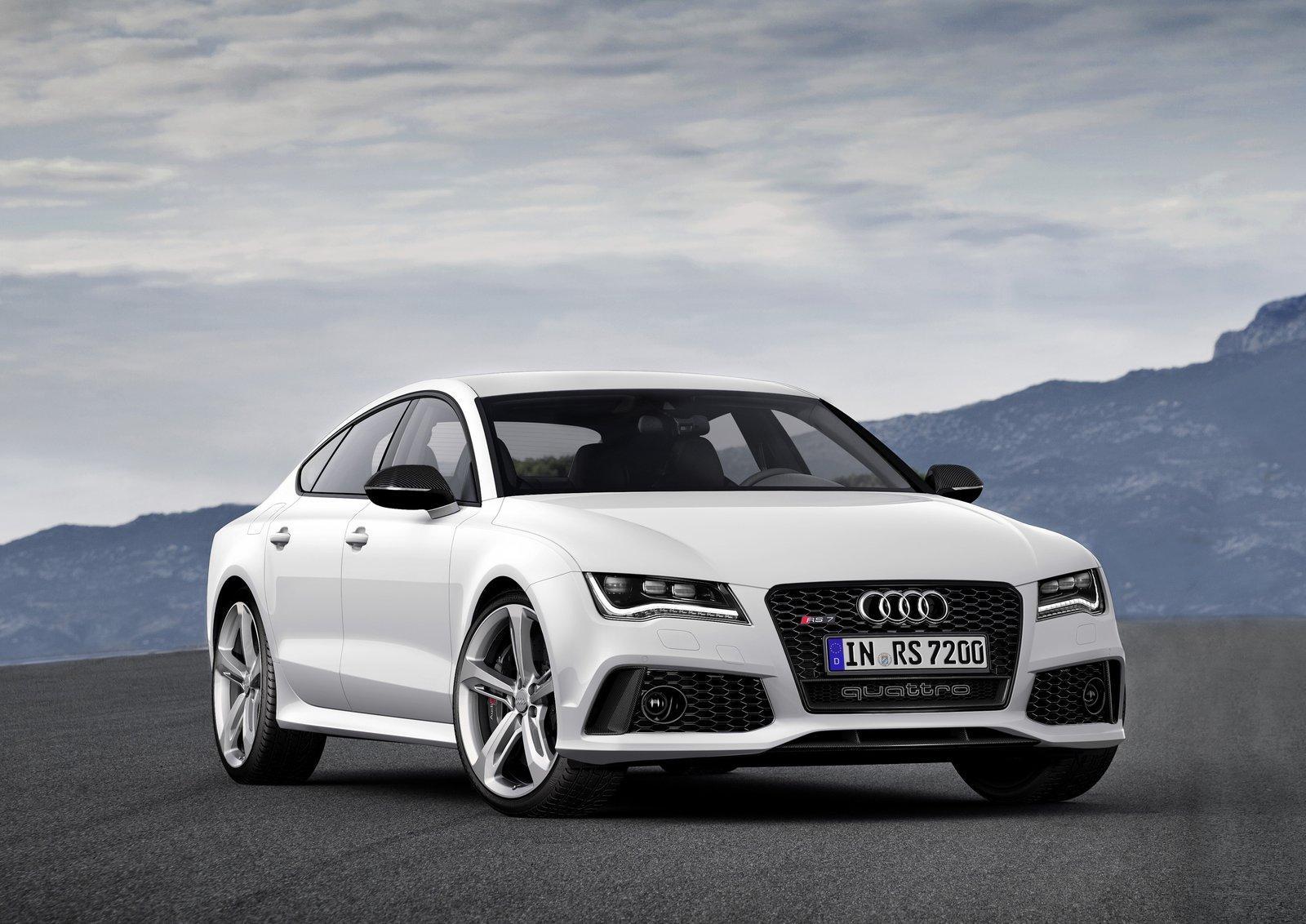 Na salonie samochodowym w Detroit Audi pokazało najmocniejszą