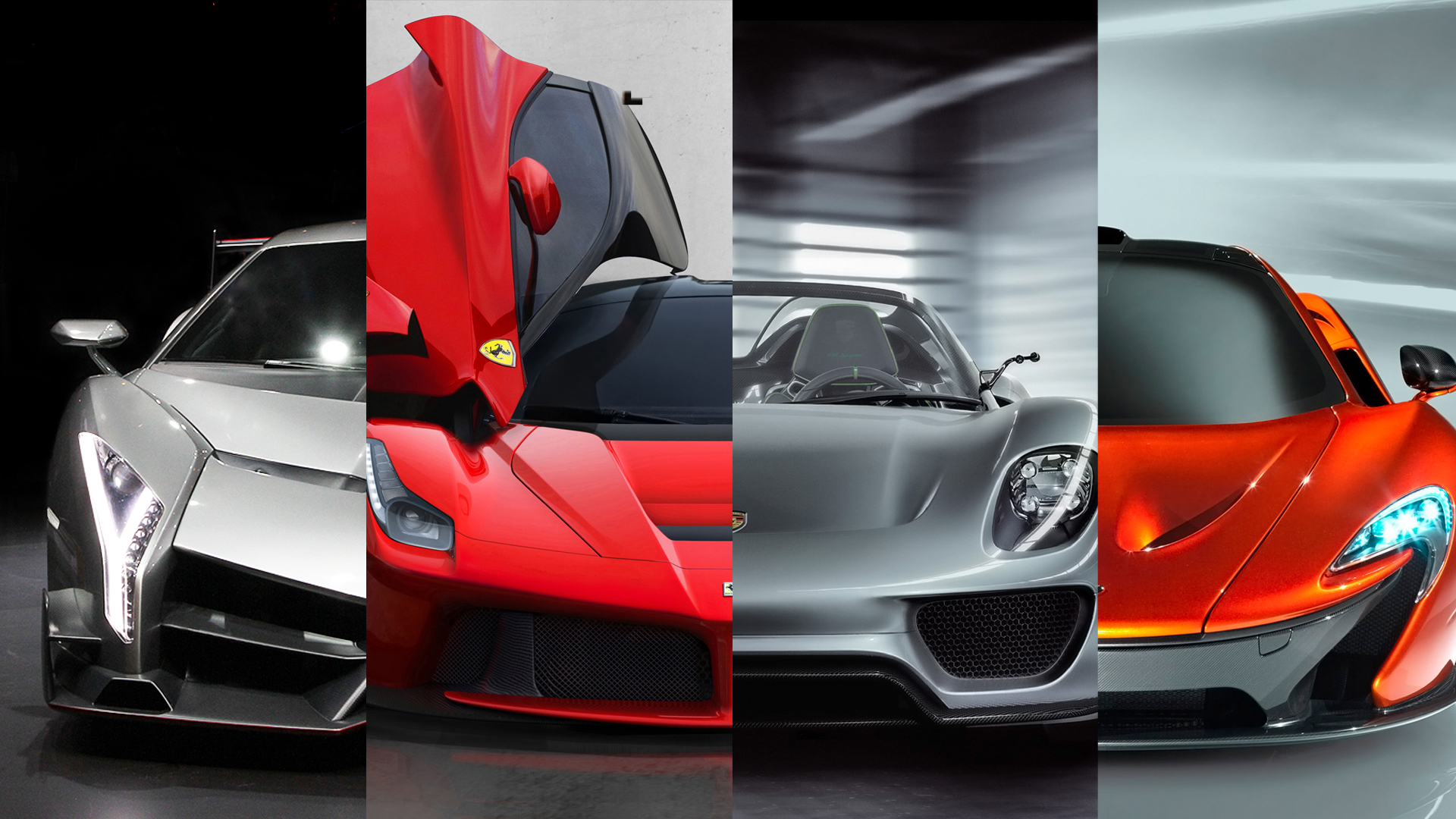 Mclaren P1 Vs Laferrari Vs Porsche 918 on la ferrari vs corvette, la ferrari vs koenigsegg, la ferrari vs bugatti, la ferrari vs mustang,