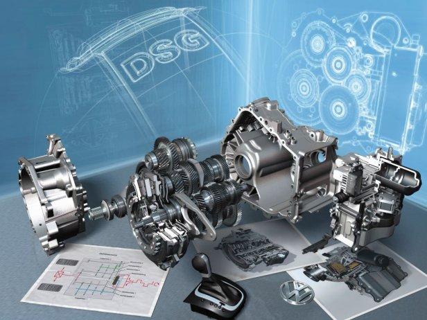 Skrzynia DSG 7-biegowa