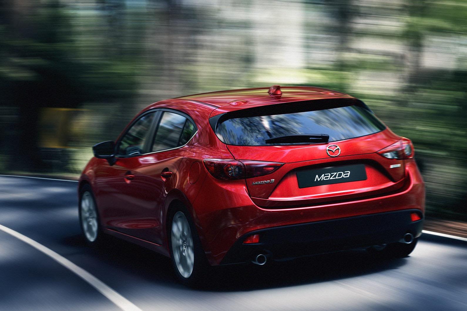 Nowa Mazda 3 – KODO i SKYACTIV [aktualizacja]