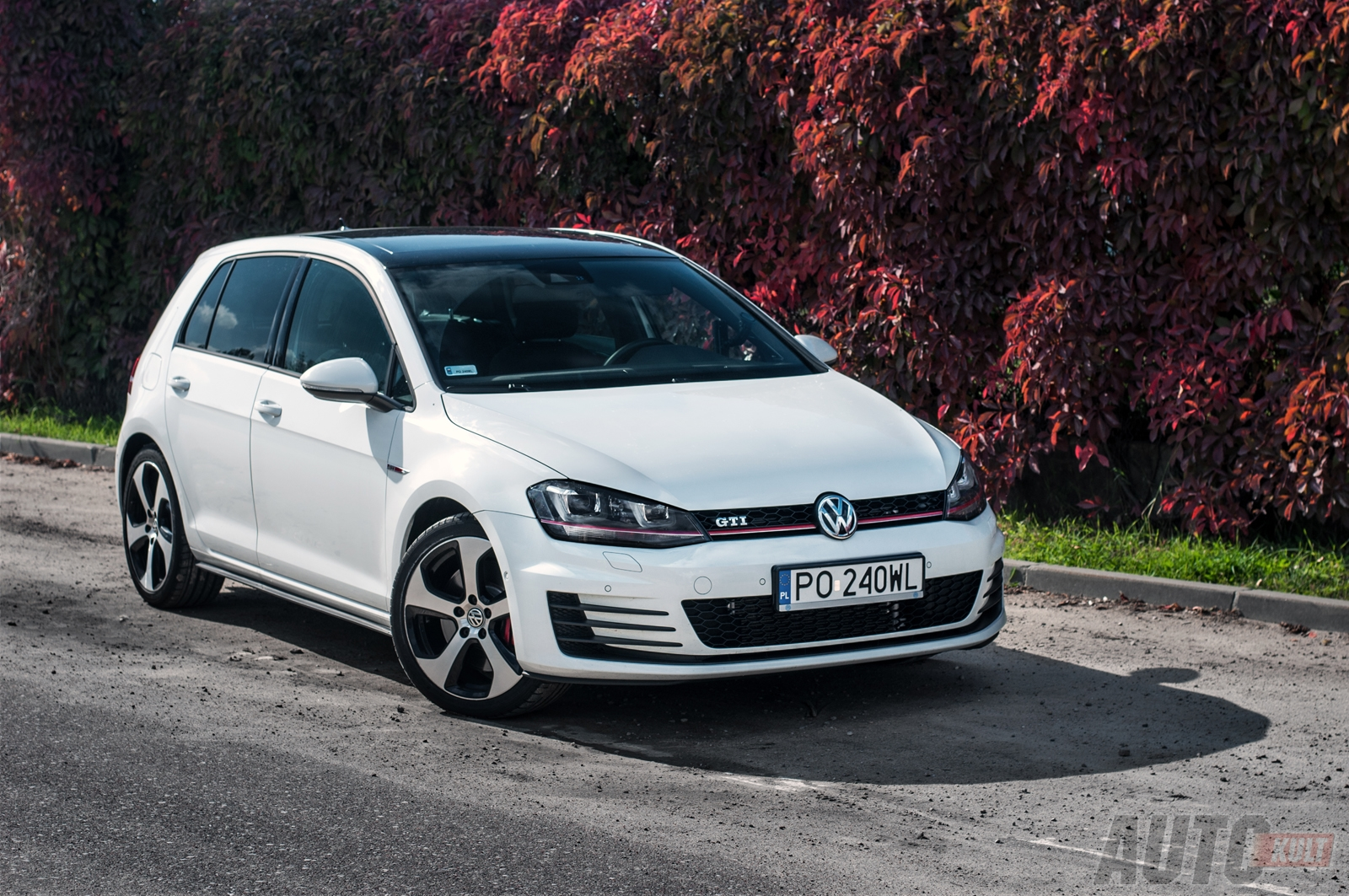 nowy volkswagen golf vii gti performance test. Black Bedroom Furniture Sets. Home Design Ideas