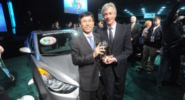 North American Car/Truck of the Year 2012 &#8211; wyniki [NAIAS&nbsp;2012]