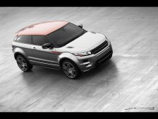 Nieco inny Evoque  Project Kahn Evoque Coup (2012)