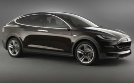 Tesla Model X - Tesla Model X - wielki sukces na pocztek