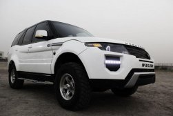 Moon Rover Evoque &#8211; granica tandety?