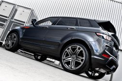 Kahn Design Evoque The Dark Tungsten RS250 &#8211; mroczny Range Rover