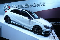 Mercedes-Benz A 45 AMG – pocket rocket [Genewa 2013]