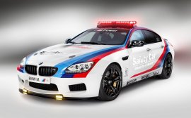 13653484731893735054 - BMW M6 Gran Coup jako Safety Car