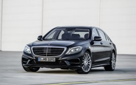 Mercedes-Benz S 350 BlueTec - 2013 Mercedes-Benz klasy S - inteligentny typ [aktualizacja]